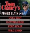 Cold War / Cutting Edge / Zero Hour / Wild Card - Tom Clancy, Martin Greenberg, Jerome Preisler