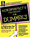 WordPerfect 9 for Windows for Dummies - Margaret Levine Young, David C. Kay