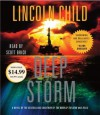 Deep Storm - Scott Brick, Lincoln Child