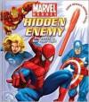 Marvel Heroes Hidden Enemy Storybook and Revealer Light - Michael Teitelbaum, Benjamin Harper, UDON Studios