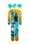 Cowboy Ninja Viking Deluxe HC - Riley Rossmo, A.J. Lieberman