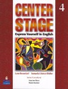 Center Stage 4 Student Book (Bk. 4) - Lynn Bonesteel, Samuela Eckstut