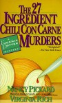 The 27-Ingredient Chili Con Carne Murders - Nancy Pickard, Virginia Rich