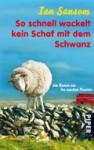 So schnell wackelt kein Schaf mit dem Schwanz - Ian Sansom