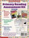 Scholastic Ready-To-Use Reading Assessment Kit - Adele Fiderer