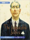 The Inimitable Jeeves (MP3 Book) - P.G. Wodehouse, Michael Hordern, Richard Briers, Miriam Margolyes