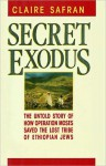 Secret Exodus - Claire Safran