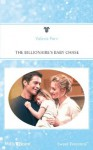 Mills & Boon : The Billionaire's Baby Chase (Fabulous Fathers) - Valerie Parv