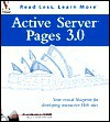 Active Server Pages 3. 0: Your Visual Blueprint For Developing Interactive Web Sites - Ruth Maran
