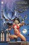 Vampirella/ShadowHawk: Creatures Of The Night (book one) - Jim Valentino, Thomas E. Sniegoski
