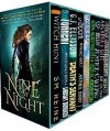 Nine by Night: A Multi-Author Urban Fantasy Bundle of Kickass Heroines, Adventure, & Magic - S.M. Reine, C.J. Ellisson, Lindsay Buroker, Anthea Sharp, Boone Brux, J.C. Andrijeski, Annie Bellet, Jesi Lea Ryan, Kara Legend