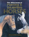 Painting and Drawing Horses - Jennifer Bell