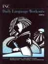 Writers Inc: Daily Language Workouts, Level 9 - Pat Sebranek, Dave Kemper