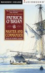 Master and Commander (Aubrey/Maturin Book 1) - Patrick O'Brian, Robert Hardy