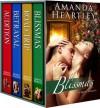 Southern Belles Erotic Romance Box Set - Amanda Heartley