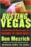 Busting Vegas - Ben Mezrich, Semyon Dukach