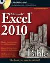 Excel 2010 Bible - John Walkenbach
