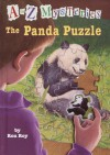 The Panda Puzzle (A to Z Mysteries Series #16) - Ron Roy, John Steven Gurney
