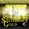 Solomon's Gold (The Baroque Cycle, Vol. 3, Book 6) - Neal Stephenson