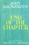 End of the Chapter (The Forsyte Chronicles, #7-9) - John Galsworthy
