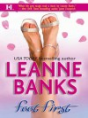 Feet First - Leanne Banks