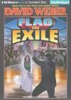 Flag in Exile (Honor Harrington Series) - David Weber, Allyson Johnson