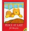 Peace at Last (Puffin Pied Piper (Pb)) - Jill Murphy