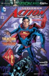 Action Comics (2011- ) #13 - Grant Morrison, Sholly Fisch, Travel Foreman, Brad Walker