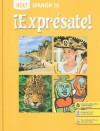 Expresate!: Spanish 1A - Nancy Humbach, Sylvia Madrigal Velasco, Ana Beatriz Chiquito