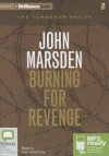 Burning for Revenge - Suzi Dougherty, John Marsden