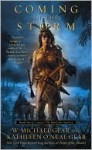 Coming of the Storm - W. Michael Gear, Kathleen O'Neal Gear