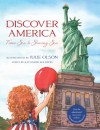 Discover America: From Sea to Shining Sea - Katharine Lee Bates, Julie Olson