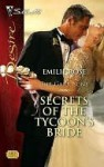 Secrets of the Tycoon's Bride (Silhouette Desire) - Emilie Rose