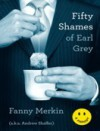 Fifty Shames of Earl Grey (Audiobook Library CD edition) - Andrew Shaffer, Fanny Merkin, Allyson Ryan