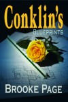 Conklin's Blueprints (Conklin's Trilogy, #1) - Brooke Page