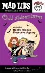 Odd Adventures with the Rocky Rhodes Detective Agency - Roger Price, Leonard Stern