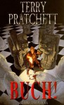 Buch! (Úžasná Zeměplocha, #34) - Terry Pratchett