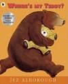 Where's My Teddy? (Book & Cd) - Jez Alborough