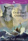 The Gray-Eyed Goddess (Tales from the Odyssey Series, #4) - Mary Pope Osborne, Homer, Troy Howell