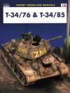 T-34/76 & T-34/85 - Jerry Scutts, Rodrigo Hernandez Cabos, John Prigent