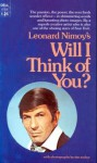 Will I Think of You? - Leonard Nimoy
