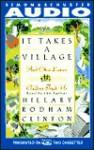 It Takes a Village (Audio) - Hillary Rodham Clinton