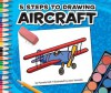 5 steps to drawing aircraft - Pamela Hall