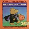 Benjy Bear's Halloween (Happy Holiday Sticker Book) - Harriet Ziefert