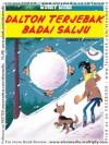 Lucky Luke - DALTON TERJEBAK BADAI SALJU - Morris
