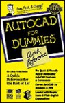 AutoCAD for Dummies Quick Reference - Bud E. Smith