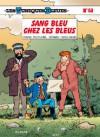 Sang bleu chez les Bleus - Raoul Cauvin