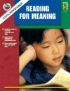 Reading For Meaning, Grades 1 2 (Frank Schaffer Classic Reproducibles) - School Specialty Publishing