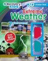 Discovery Kids 3D Sticker Scene: Extreme Weather - Parragon Books