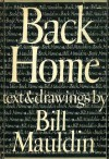 Back Home - Bill Mauldin